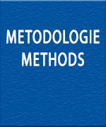 METODOLOGIE / METHODS
