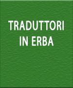 TRADUTTORI IN ERBA